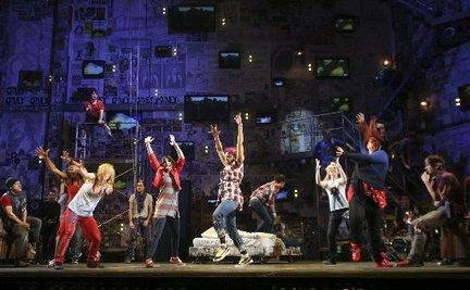 American Idiot Broadway Show