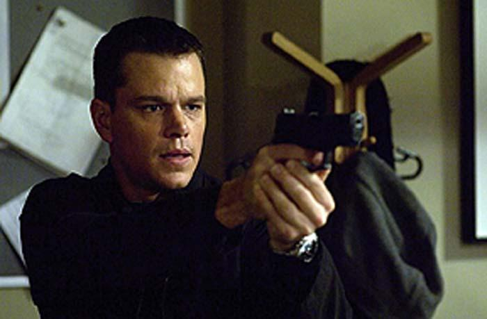 'Bourne' movies join pantheon of masterpieces