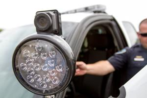 Marana Police Department's Thermal Imagers
