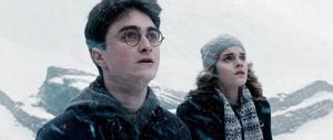 For 'Harry' fans, a deep intensity