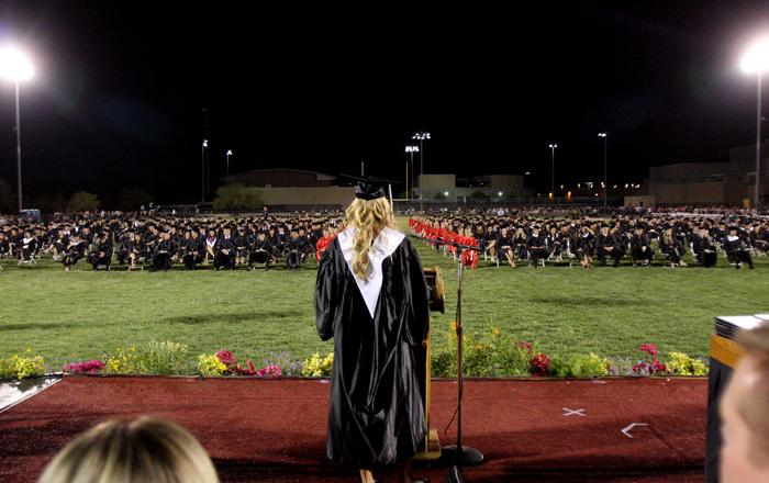 Mountain View Graduation 1