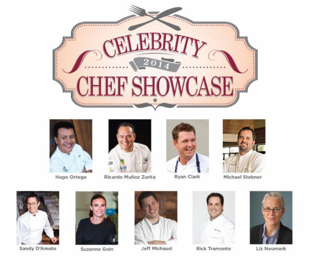 Celebrity Chef Showcase to be held at Westward Look