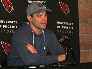 Next man up: Arians confident backup Stanton can take Cards from here
