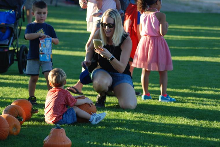 Oro Valley Monster Mash photo op