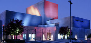 PCC Center For The Arts Complex: PCC Center for the Arts complex  - courtesy photo