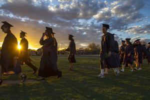 Ironwood Ridge High School Graduation 2014