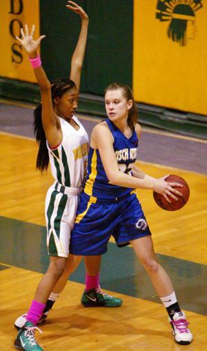 Canyon Del Oro vs Pusch Ridge women's basketball