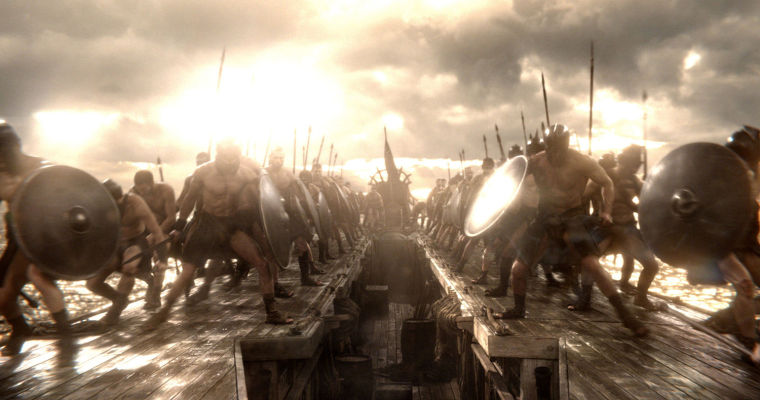 300: BATTLE OF ARTEMESIUM