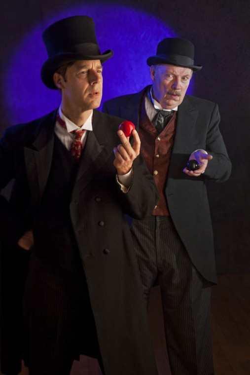Sherlock Holmes and the Adventure of The Suicide Club