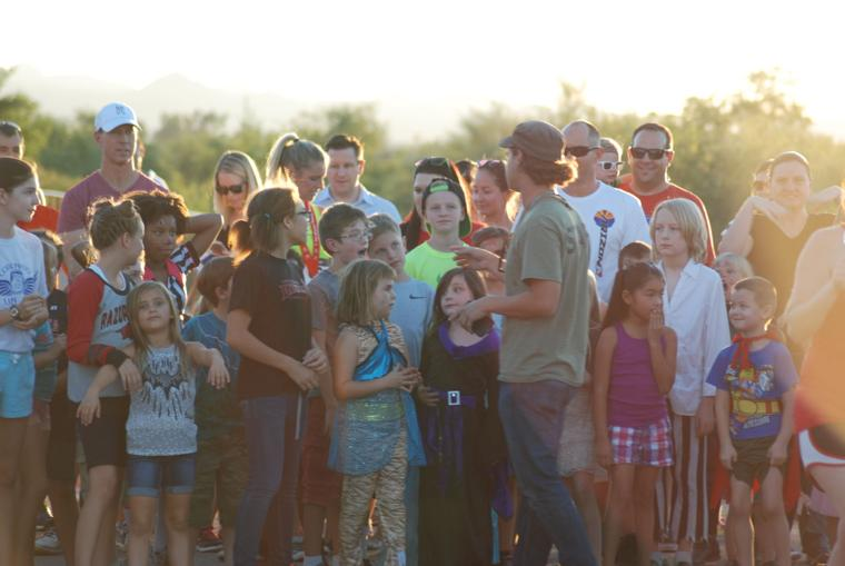 Oro Valley Monster Mash Zombie Walk