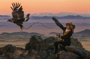 Eagle Hunters Project