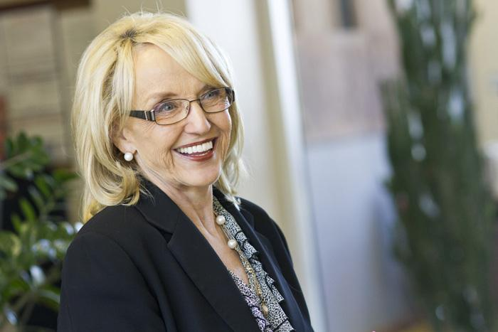 Arizona Gov. Jan Brewer (copy)