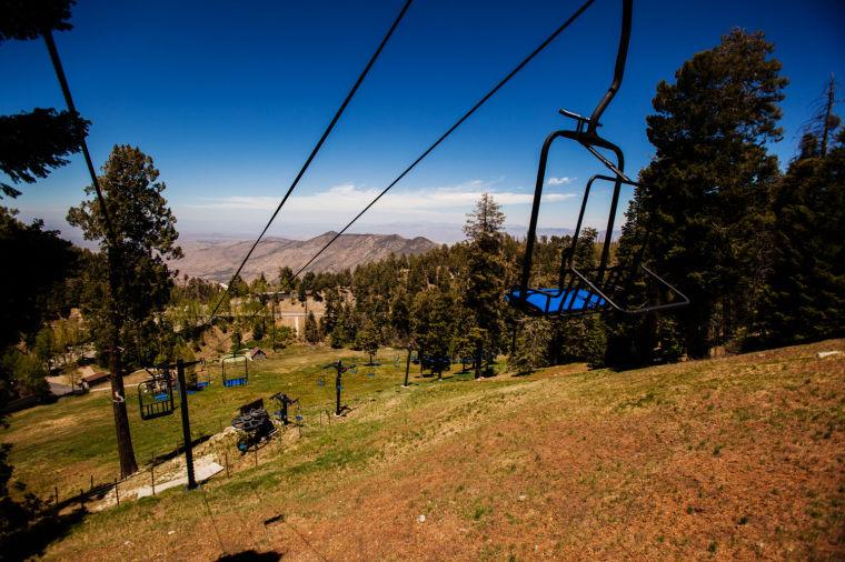 Mount Lemmon Sky Ride