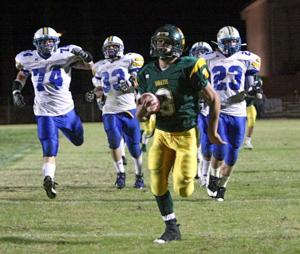 Dorados win last home game of 2008