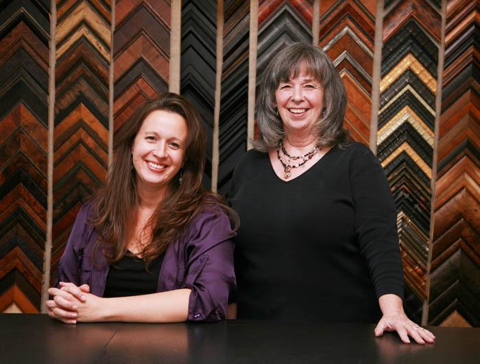 Erin and Pat McBride