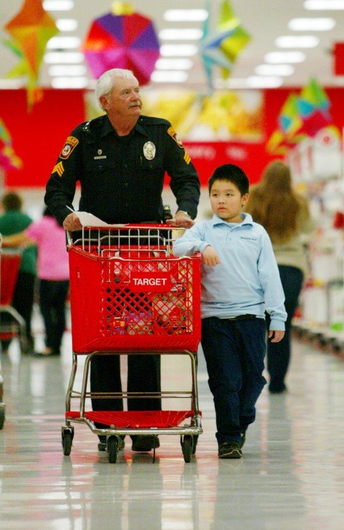 Oro Valley Police Shop with a Cop