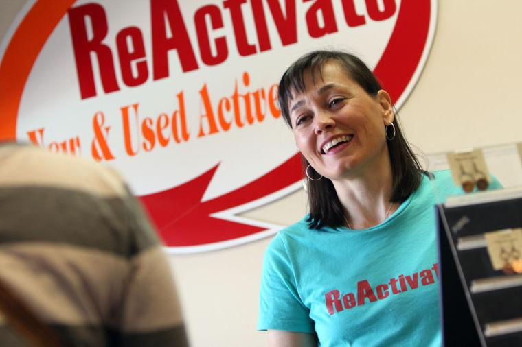 ReActivate New and Used Activewear