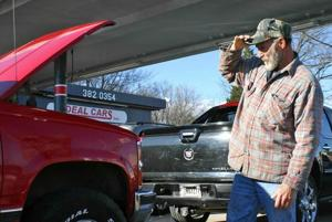 A hybrid? Forget it, say growing number of pickup truck buyers