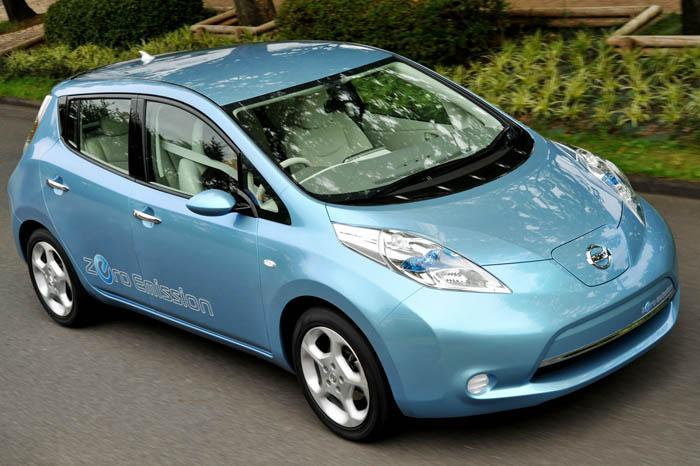Nissan's LEAF lands in Tucson