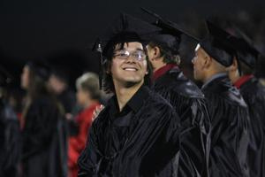 Mountain View Graduation 12