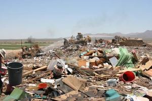 Tangerine landfill close to capacity
