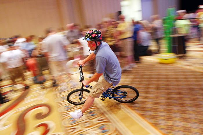 Sunquest builds bikes for kids