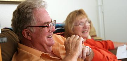 Couple back from Red Cross duty on Gulf Coast