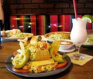 Topopo salad