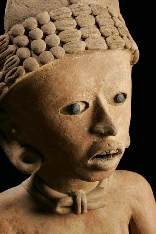Pre-Columbian art on display at UA museum