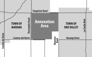 OV wants to annex parcel at Tangerine