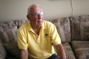 Larry Wolf: Larry Wolf ,83, is retired engineer and Oro Valley resident. - J.D. Fitzgerald/The Explorer