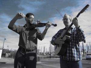 Hot Club Of Tucson: Hot Club of Tucson will be performing this Friday, Aug. 16, at Main Gate Square. - Courtesy photo