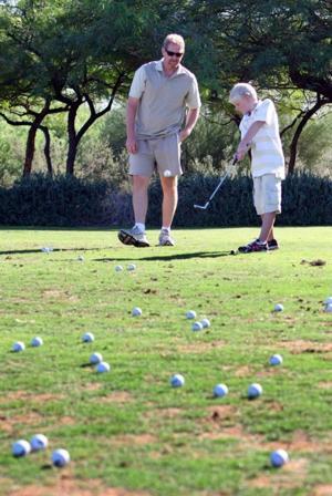 Junior golf 3