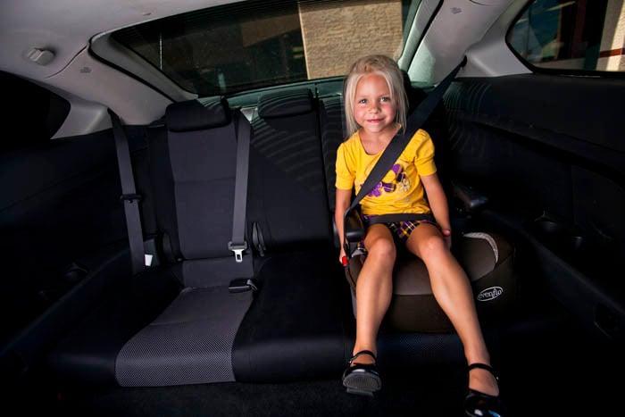 Car Seat Law