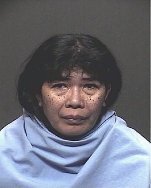 Jean Cataline: Photo courtesy of Tucson Police Department
