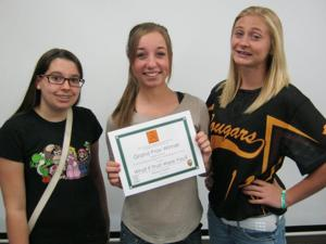 PSA Contest Winners