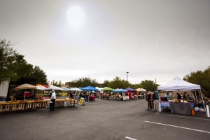 Heritage At Dove Mountain Famers Market: Vendors sell anything from fruit and vegetables to jewelry and art pieces at The Highlands at Dove Mountain Farmer's Market.  - J.D. Fitzgerald/The Explorer