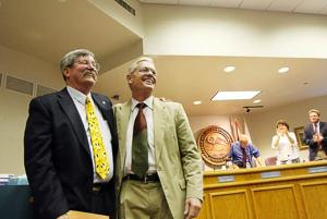 New council inaugurated in Oro Valley