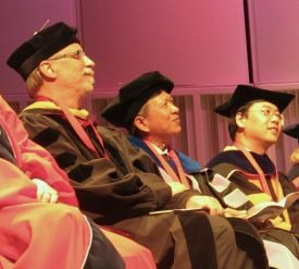 Three professors awarded University of Arizona