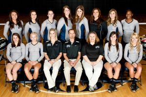 2012 Pima College Volleyball team