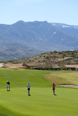 MountainView Collegiate Women's Golf Invitational