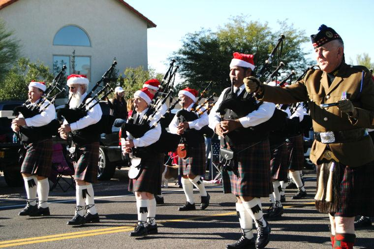 Oro Valley Holiday Parade 2014