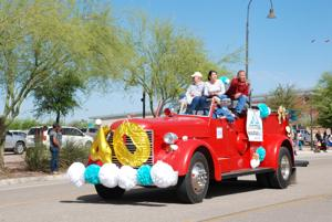 Town of Marana's Founders' Day continues to provide fun for kids