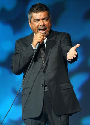 George Lopez performs in Hollywood, Florida