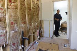 Warneke Renovation Project: Randy Metcalf/The Explorer
