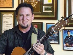 Gary Roberts: Gary Roberts is one of the featured performers for Music for Our Veterans. - Courtesy photo