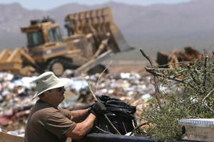 Tangerine Landfill closed