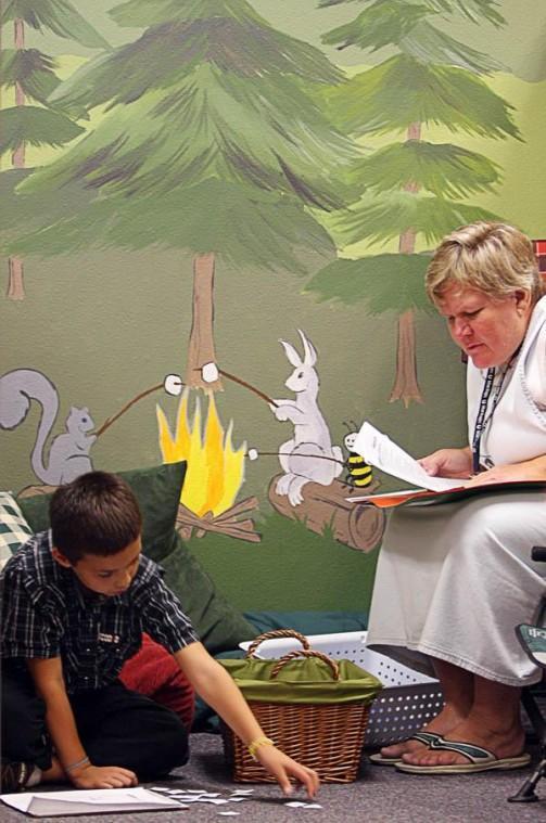 Wilson kids learn to read