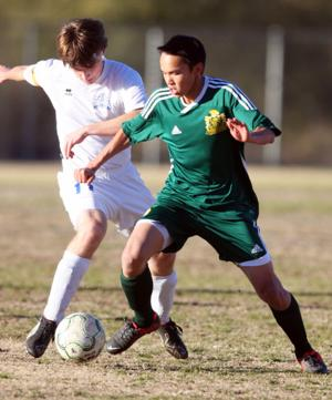 Canyon Del Oro vs Pusch Ridge men's soccer