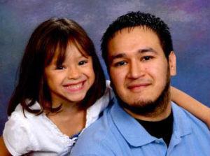 Joel Sanchez: Joel Sanchez with daughter Anissa.  - Courtesy photo